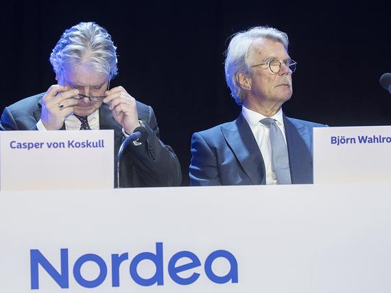 Nordean osake putosi pörssiavauksessa alle seitsemään euroon | Kauppalehti