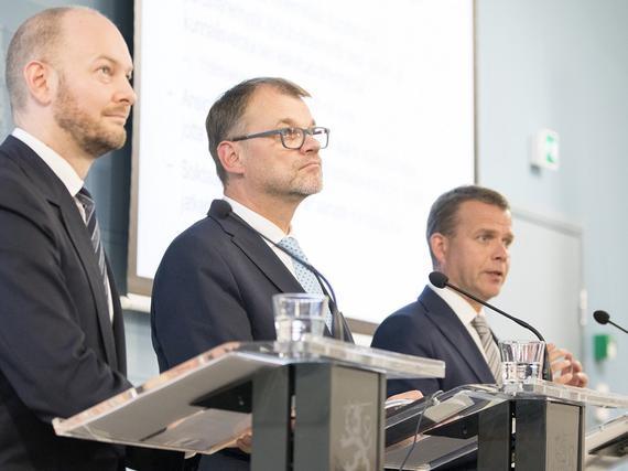 Juha Sipilän Hallitus