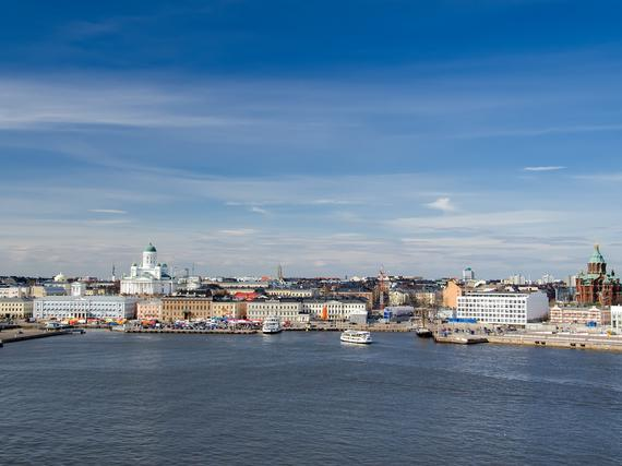 Moskeija Helsinki