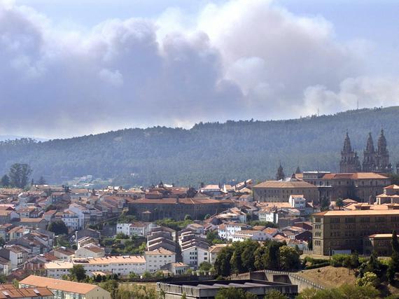 Pyhiinvaellus Espanja