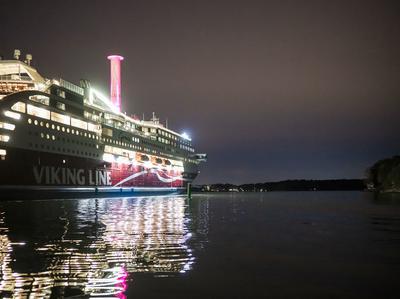 Viking Line poistaa roottoripurjeen Grace-aluksesta kolmen vuoden kokeilun jälkeen