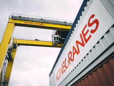 Näin jättidiili toteutetaan  Konecranes sulautuu Cargoteciin