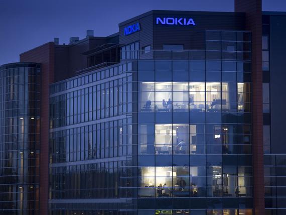 Nokia Osake Ennuste 2021