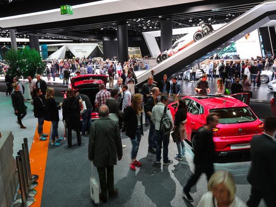 Frankfurtin Autonäyttely
