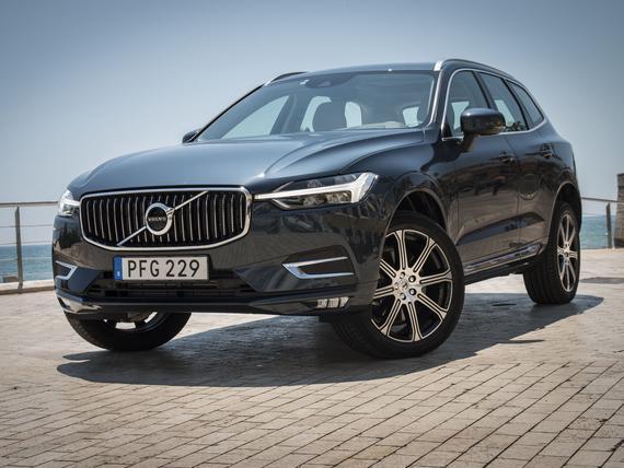 Volvon Kiinan Myynti Kovassa Kiidossa Kiinassa Valmistetaan Jo