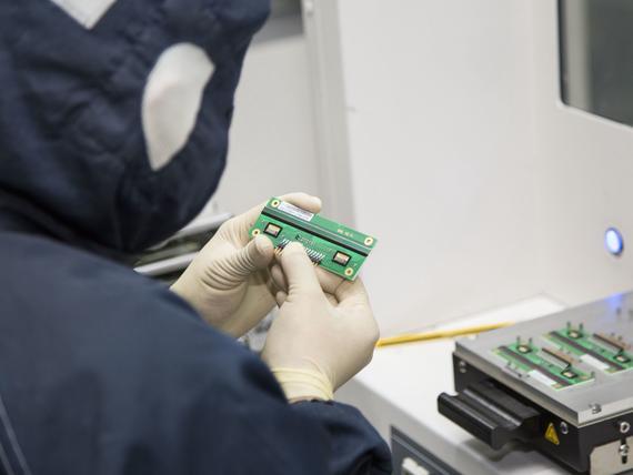 Detection Technology Osake