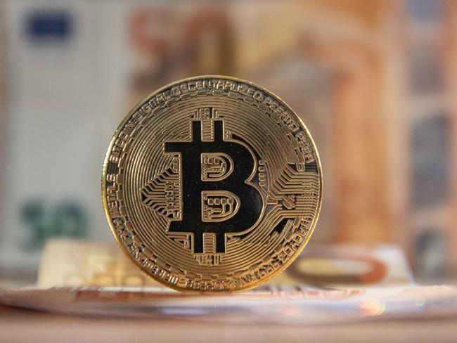 Bitcoin Osake