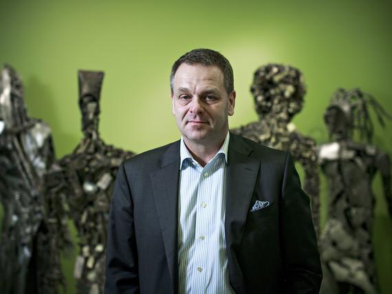 Jan Vapaavuori on Helsingin ensimmäinen pormestari. Puoluetovereilleen hän  on ilmoittanut da982db060