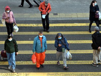 Rokotevastaisuus on poikkeuksellisen voimakasta Hongkongissa  Taustalla epäluottamus...