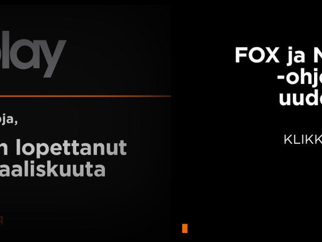 Foxin Ohjelmat Netissä