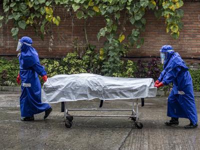 Kuolleiden määrää on aliarvioitu merkittävästi