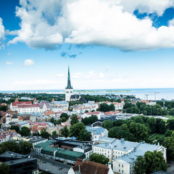 Tällaista on virolainen muoti missä shoppailla Tallinnassa?