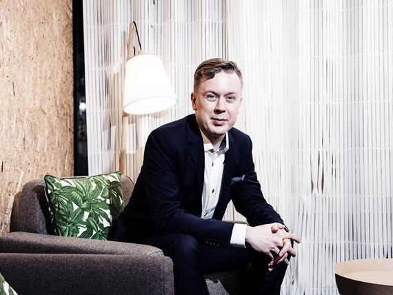 LeadDeskin toimitusjohtajan Olli Nokso-Koiviston mukaan volatiili markkina  ei häiritse yhtiön listautumisaikeita. Karoliina Vuorenmäki b8fbce62db