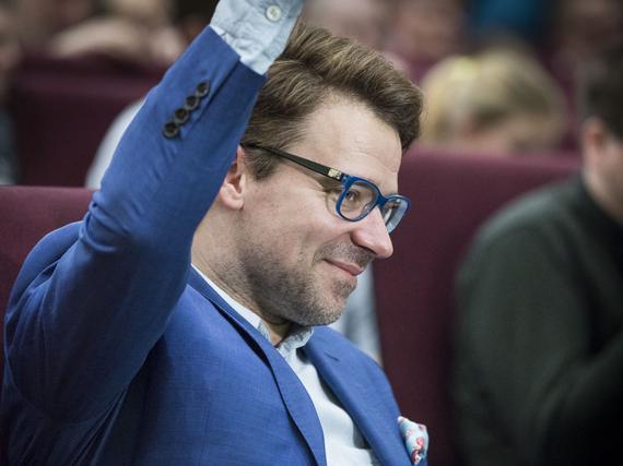 Ville Niinistö Eurovaalit